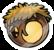Wild Puffle Treehouse Pin icon