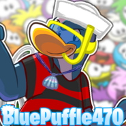BluePuffle470 icon