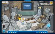 Estacion Pingui Fonica por adentro
