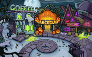 Halloween Center