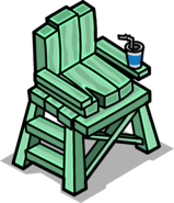 Lifeguard Chair sprite 003