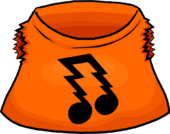 Orange Rocker Shirt icon