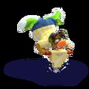 Penguin With Jackhammer