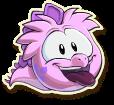 Pink stegasaurus selected