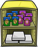 Puffle Shop Shelf sprite 002