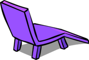 Purple Plastic Lawn Chair sprite 004