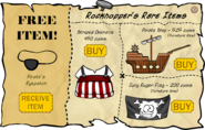 Rockhopper's Rare Items September 2007
