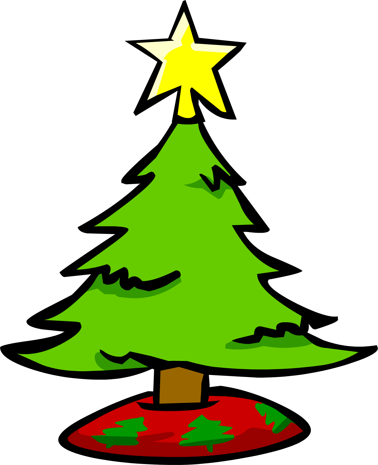 Small Christmas Tree Png