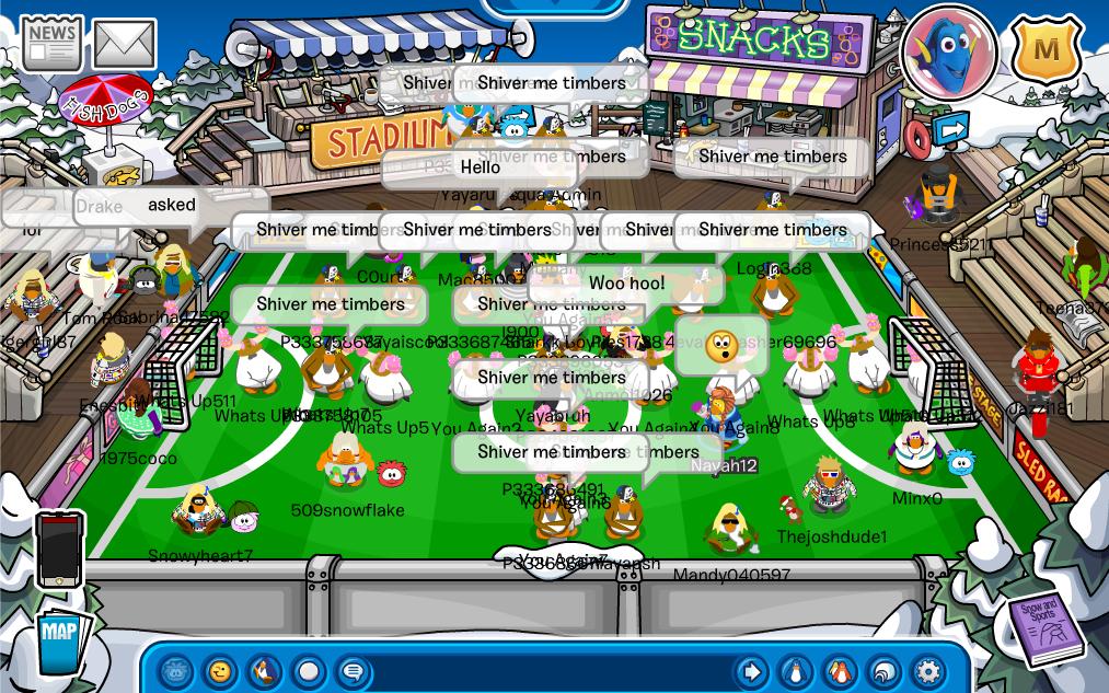 hack club penguin
