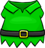 Elf Suit clothing icon ID 284