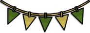 Green Triangle Pennants sprite 001