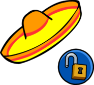 Sombrero unlockable icon