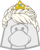 The Crowned Queen