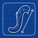 Blueprint Whip Tail icon