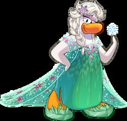 Elsa Fiebre Congelada