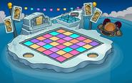 Fiesta Sigan Pingüineando Iceberg derribado