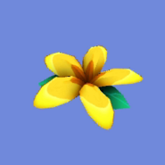 Flor Selvática Icono