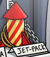 Prototipo del Jet-Pack