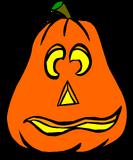 Silly Jack-O-Lantern sprite 001