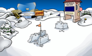 Snow Forts current