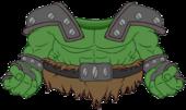Armored Ogre Costume Icon