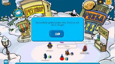 Comments in 2006 Club Penguin