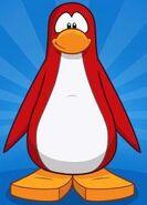 Creando un pingüino Rojo