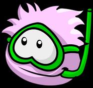 Puffle Rosa 33