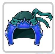 Watery Helmet