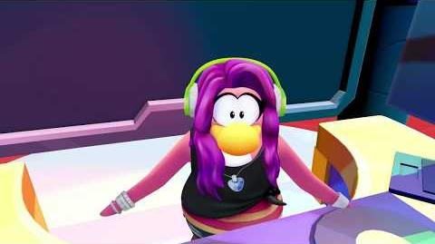 We Are the Penguins — DJ Cadence Disney Club Penguin Island