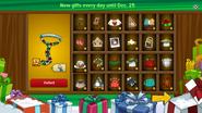 2016 Advent Calendar app page 1