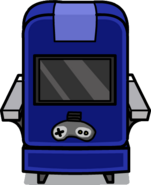 Asiento de Aero CP 8