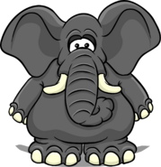Elephant Costume PC