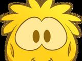 Gold Puffle Costume