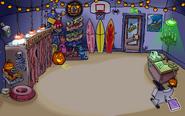 Halloween Party 2008 Sport Shop