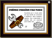 Handy Penguin Award full award pt