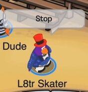 L8tr Skater: Esperen