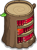Stump Bookcase sprite 057