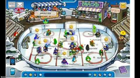 Metal Warriors vs. Army of Club Penguin - Christmas Chaos
