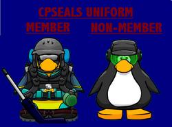 Club penguin uniform