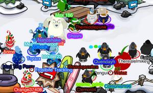 Skirmish of Glacier4