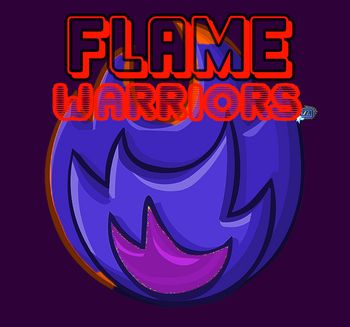 FlameWarriorsLogo