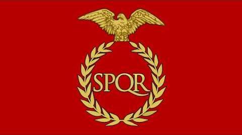 National Anthem of Roman Empire (Instrumental)