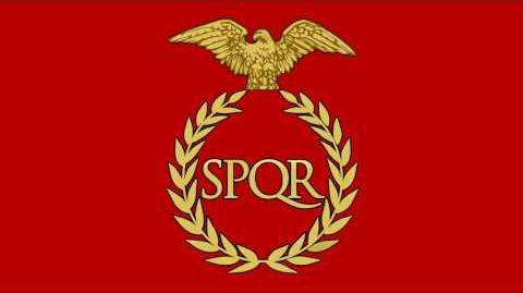National Anthem of Roman Empire (Instrumental)