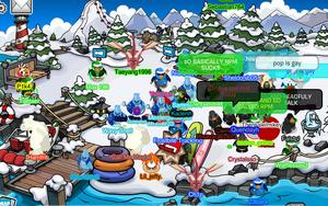 Skirmish of Glacier3