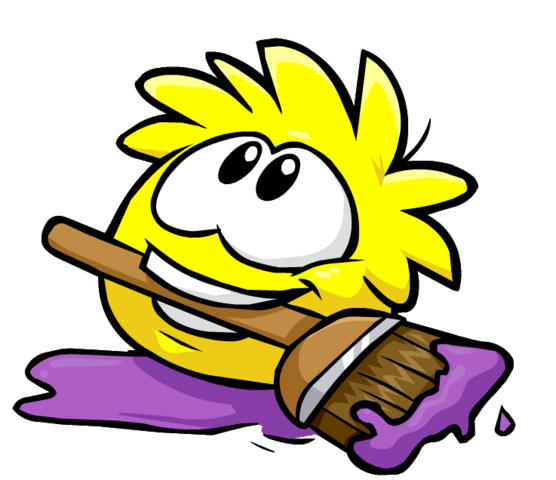 File:Puffle artist.png