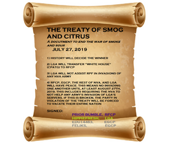 Official Treaty of Smog and Citrus
