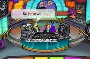 VIP Room DJ Allycat and James Baldwin
