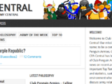 Club Penguin Army Central