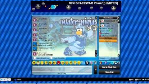 Club Penguin Water Ninja Army Training session-0